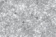 Snowy Windshield Close-up stock images