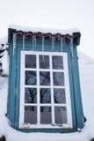 Snowy winter Stock Photos