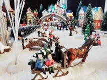 Snowy Winterland stock photography