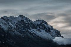 Snowzilla Monterrey Lizenzfreie Stockfotos