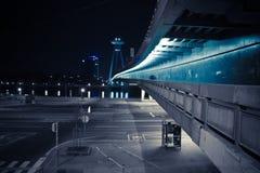 SNP bridge Bratislava Royalty Free Stock Image