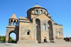 Snt Hripsime古老教会, Echmiadzin,亚美尼亚 免版税库存图片