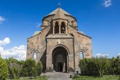 Snt Hripsime古老教会, Echmiadzin,亚美尼亚 库存照片