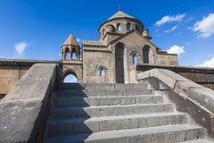 The Snt. Hripsime ancient church, Echmiadzin, Armenia Stock Photography