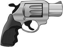 Snubnose pistol Royalty Free Stock Image