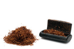 Snuff Pipe Royalty Free Stock Photography
