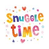 Snuggle Time stock illustration