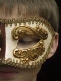 Snuifje van maskerade Royalty-vrije Stock Foto's