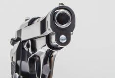 Snuit van een pistool Royalty-vrije Stock Fotografie