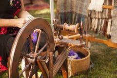 Snurrhjul Royaltyfria Bilder