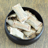 Snus Royalty Free Stock Photography