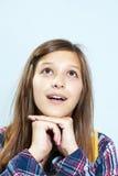 Soñador adolescente Fotografía de archivo libre de regalías