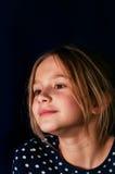 Soñador mirada de la muchacha Imagenes de archivo