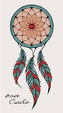 Soñe el colector amulet Ilustración del vector Imagen de archivo libre de regalías
