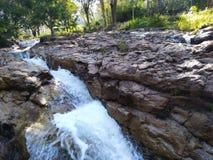 Soa Bajawa Hot Springs lizenzfreies stockfoto