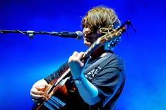 Soak (band) live performance at Bime Festival Royalty Free Stock Photo
