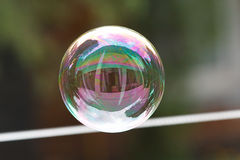 Soap ball Stock Photography