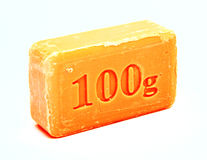 Soap bar Royalty Free Stock Photo