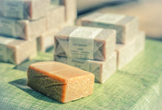 Soap Bar Stock Photography