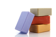 Soap bars from France Stock Images