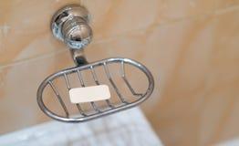 Soap in the bathroom. Stock Photos