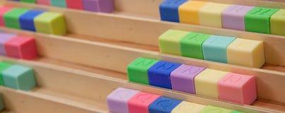 Soap blocs Stock Images