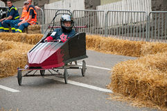 Soap box derby Royalty Free Stock Photography