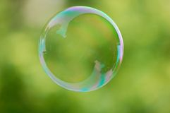 Soap_bubble Photographie stock