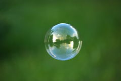 Soap bubble Royalty Free Stock Photos