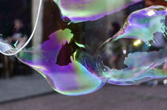 Soap bubble Royalty Free Stock Photography