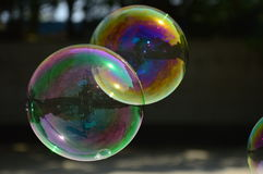 SOAP BUBBLE Royalty Free Stock Image