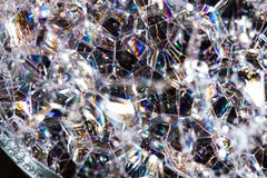 Soap bubble macro Royalty Free Stock Images