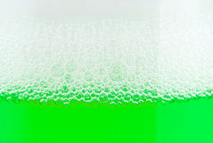 Soap bubble suds texture Royalty Free Stock Photo