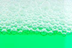 Soap bubble suds texture Royalty Free Stock Photography