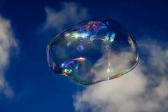 Soap bubble Royalty Free Stock Photo
