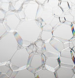 Soap bubbles Stock Images