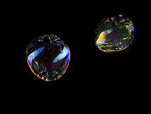 Soap bubbles Royalty Free Stock Images
