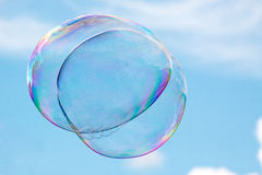 Soap bubbles Royalty Free Stock Image