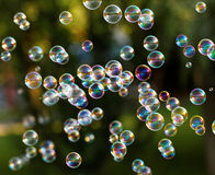 Free Soap Bubbles Royalty Free Stock Photography - 53254357