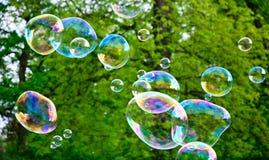Free Soap Bubbles Royalty Free Stock Photo - 53496225
