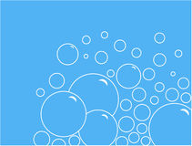 Soap bubbles Stock Photos