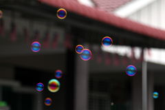 A soap bubbles Royalty Free Stock Images