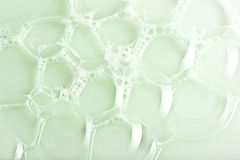 Soap bubbles texture Stock Image