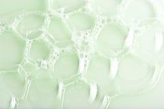 Soap bubbles texture Stock Image