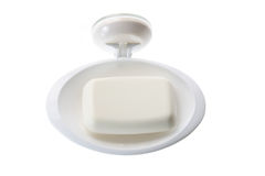 Soap Dish Royalty Free Stock Image