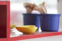Soap dish Royalty Free Stock Images