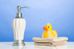 Soap Dispenser Royalty Free Stock Photography