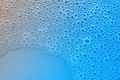 Soap foam and bubbles Stock Photos
