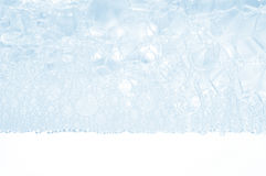 Soap foam and bubbles background Royalty Free Stock Image