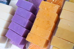 Soap fragrance Stock Image